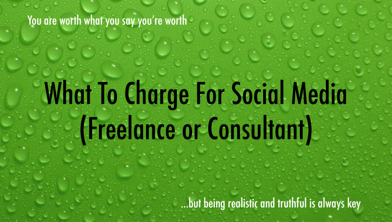 Protected: What to Charge for Social Media
